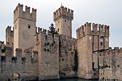 Sirmione (BS, Lombardije, Italië); Sirmione (BS, Lombardy, Italy)