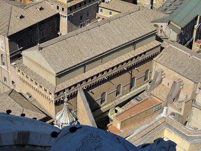 Sixtijnse Kapel (Vaticaanstad, Rome, Italië); Sistine Chapel