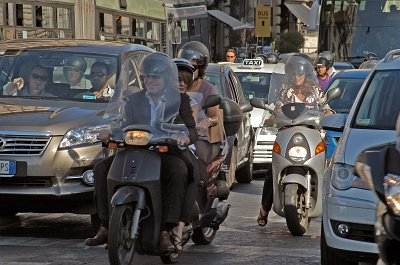 Corso Vittorio Emanuele II, Rome; Corso Vittorio Emanuele II, Rome