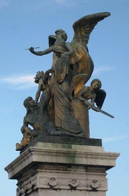 Monument van Victor Emanuel II (Rome); National Monument to Victor Emmanuel II (Rome)