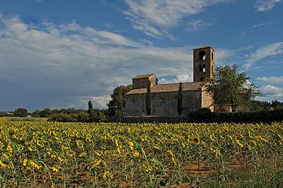 Pieve di S Giovanni Battista, Sovicille (Italië); Pieve di S Giovanni Battista, Sovicille (Italy)