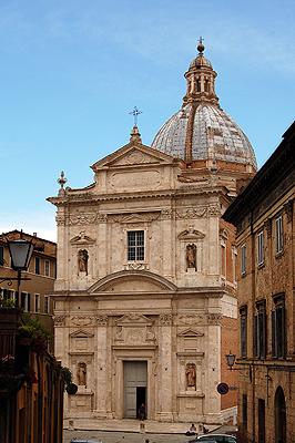 Siena, Toscane, Italië; Siena, Tuscany, Italy