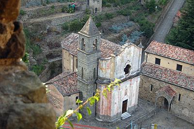 Oratorio di Santa Caterina, Ceriana (Ligurië); Oratory of Saint Caterina, Ceriana (Liguria)