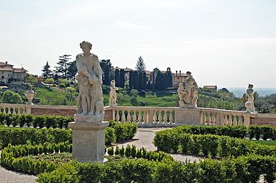 Villa De Mattia, Asolo (TV, Veneto, Italië); Villa De Mattia, Asolo (TV, Veneto, Italy)