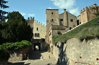 Castello di Monselice (Veneto, Italië); Monselice Castle (Veneto, Italy)