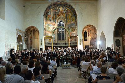 San Francesco, Montefalco (Umbrië, Italië); San Francesco, Montefalco (Umbria, Italy)