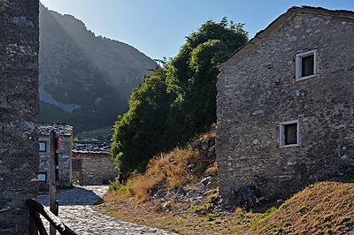 Campocatino, Garfagnana, Toscane, Italië; Campocatino, Garfagnana, Tuscany, Italy