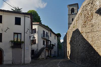 Castiglione di Garfagnana, Toscane, Italië; Castiglione di Garfagnana, Tuscany, Italy