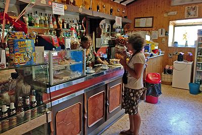 Authentieke Bar in Elmo (GR,Toscane, Italië); Authentic Bar in Elmo (GR, Tuscany, Italy)