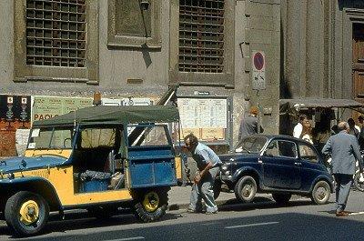 Cinquecento (Florence, Italië); Cinquecento (Florence, Italy)