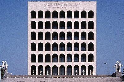 Paleis der Arbeidscultuur (Rome); Palazzo della Civiltà del Lavoro