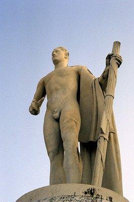 Stadio dei Marmi (Rome, Italië); Stadio dei Marmi (Rome, Italy)