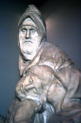 Florentijnse piëta (Florence, Italië); Florentine Pietà (Florence, Italy)