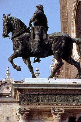 Bartolomeo Colleoni (Venetië, Italië); Bartolomeo Colleoni (Venice, Italy)