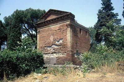 Tombe (Rome, Italië); Tomb (Italy, Latium, Rome)