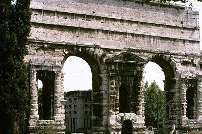 Porta Maggiore (Rome, Italië); Porta Maggiore (Rome, Italy)