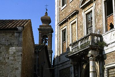 Palazzo in San Quirico d