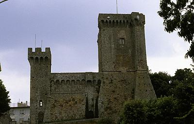 Piancastagnaio (Toscane, Italië); Piancastagnaio (Tuscany, Italy)