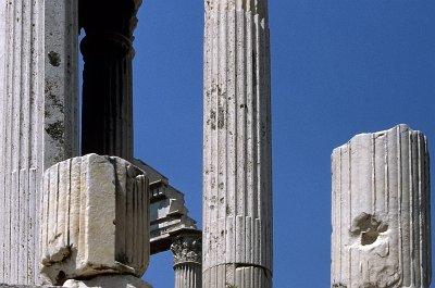 Tempel van Vesta (Rome, Italië); Temple of Vesta (Italy, Latium, Rome)