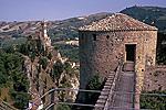 Kasteel van Brisighella (Emilia-Romagna, Italië); Brisighella castle (Emilia-Romagna, Italy)