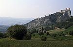 San Leo (RN,Emilia Romagna, Italië); Urbino (PU, Marche, Italy)