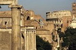 Forum Romanum (Rome, Italië); Roman Forum (Italy, Latium, Rome)