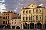 Piazza Maggiore, Este (Veneto, Italië); Piazza Maggiore, Este (Veneto, Italy)
