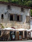 Osteria alla Rocca, Asolo (TV, Veneto, Italië); Osteria alla Rocca, Asolo (TV, Veneto, Italy)