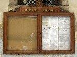 Affisioni ufficiali (Bassano del Grappa, Italië); Affisioni ufficiali (Bassano del Grappa, Italy)