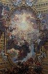 Il Gesù, interieur (Rome); Il Gesù, interior