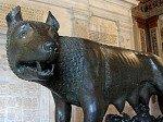 Lupa Capitolina (Capitolijnse Wolf Rome); Lupa Capitolina (Capitoline Wolf)