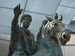 Ruiterstandbeeld van Marcus Aurelius (Rome); Equestrian Statue of Marcus Aurelius