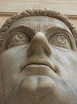 Kolossaal beeld van Keizer Constantijn (Rome); Colossal statue of Constantine