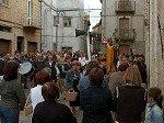 Processie van San Donato (Abruzzen); Procession of San Donato (Abruzzo)