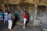 Grottenpark van Lama d
