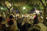 Harmonieorkest in Locorotondo (Apulië, Italië); Concert band in Locorotondo (Apulia, Italy)