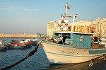 Vissersboot (Apulië, Italië); Fishing boat (Apulia, Italy)