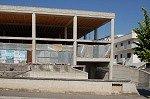 Onvoltooid gebouw (Apulië, Italië); Unfinished building (Apulia, Italy)
