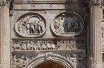 Boog van Constantijn (Rome, Italië); Arch of Constantine (Rome, Italy)