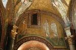 Santa Prassede (Heilige Praxedis), Rome, Italië; Basilica di Santa Prassede, Rome, Italy