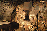 Broodoven in Apricale (IM, Ligurië, Italië); Bread Oven in Apricale (IM, Liguria, Italy)