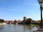 Castelvecchio, Verona, Veneto, Italië; Verona