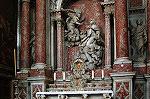 Chiesa degli Scalzi: Extase v.d.Heilige Theresia.; Scalzi (Venice, Italy)