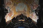 Chiesa degli Scalzi, Venezia, Veneto, Italië; Scalzi (Venice, Italy)