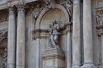 Maria met kind Jezus, Chiesa degli Scalzi, Venezia; Scalzi (Venice, Italy)