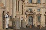 Piazza del Quirinale (Rome, Italië); Piazza del Quirinale (Italy, Latium, Rome)