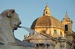Piazza del Popolo (Rome, Italië); Piazza del Popolo (Italy, Latium, Rome)