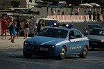 Alfa 159 polizia (Rome, Italië); Alfa 159 polizia (Italy, Latium, Rome)