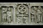Sarcofaag van de Wederopstanding (Rome, Italië).; Sarcophagus of the Resurrection (Rome, Italy)