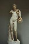 Hermes van het Museo Pio-Clementino; Hermes in the Vatican